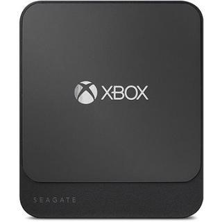 Seagate Xbox Game Drive SSD 2TB, černý