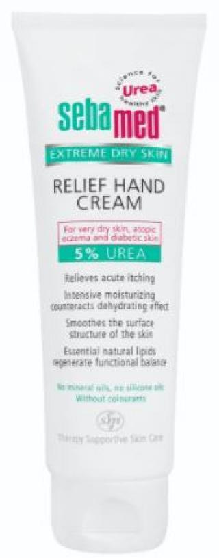 SEBAMED Urea 5% Zklidňující krém na ruce