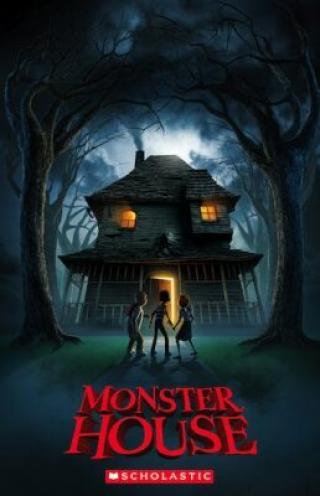 Secondary Level 1: Monster House - book   CD - kolektiv autorů
