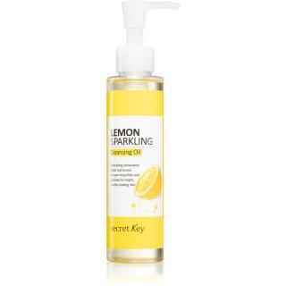 Secret Key Lemon Sparkling jemný čisticí olej 150 ml dámské 150 ml