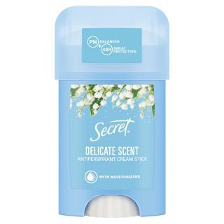 Secret Tuhý krémový antiperspirant Delicate Scent 40 ml