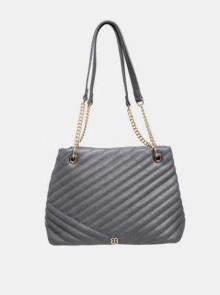 Šedá kabelka Bessie London dámské