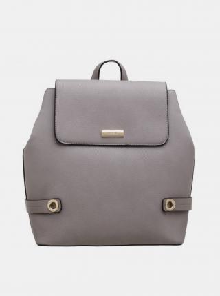 Šedý batoh Bessie London dámské šedá