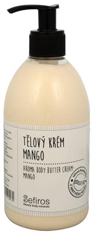 Sefiros Tělový krém Mango  500 ml dámské