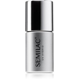 Semilac Paris UV Hybrid BB Base podkladový lak pro gelové nehty odstín Nude 7 ml dámské 7 ml