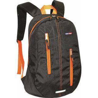 Semiline Unisexs Backpack 4649-9 Black 46 cm x 30 cm x 15 cm
