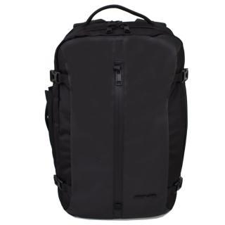 Semiline Unisexs Laptop Backpack L2011 Black 46 cm x 30 cm x 17 cm
