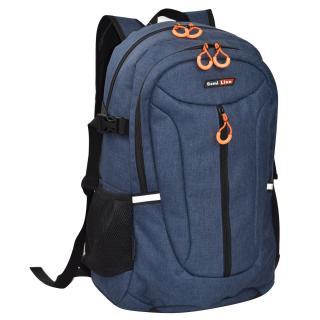 Semiline Unisexs Trekking Backpack 4670-9 Orange 49 cm x 32 cm x 21 cm