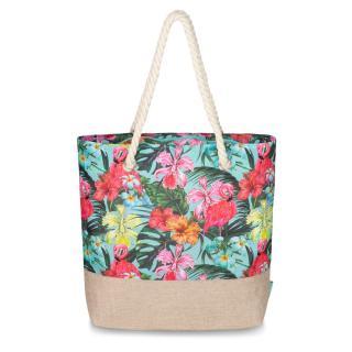 Semiline Womans Bag L2021-2 dámské MULTICOLOUR 46 cm x 38 cm x 13 cm
