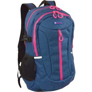 Semiline Womans Trekking Backpack 4670-5 Red 49 cm x 32 cm x 21 cm
