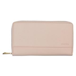 Semiline Womans Wallet 3051-5 dámské Pink 20 cm x 11,5 cm