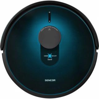 Sencor SRV 9250BK - Zánovní, bez originální krabice - Robotický vysavač a mop 2v1
