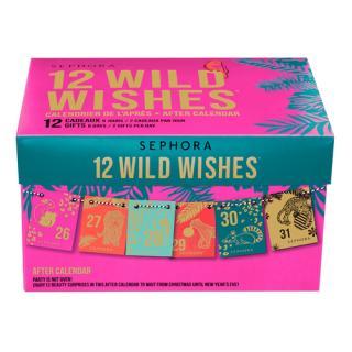 SEPHORA COLLECTION - 12 Wild Wishes Post Calendar - Adventní kalendář