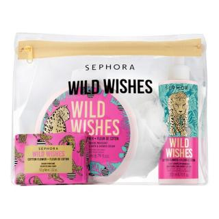 SEPHORA COLLECTION - Large Wild Wishes Body Kit - Vánoční sada