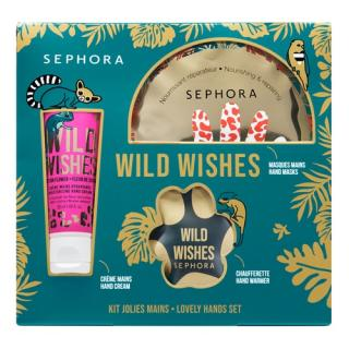 SEPHORA COLLECTION - Pretty Hands Wild Wishes Kit - Vánoční sada na ruce