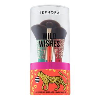 SEPHORA COLLECTION - Wild Wishes Makeup Brush Set - Sada štětců