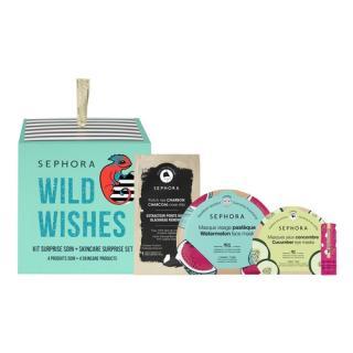 SEPHORA COLLECTION - Wild Wishes Surprise Care Kit - Vánoční sada plná překvapení