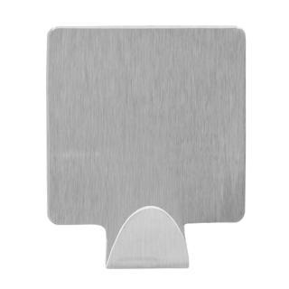 SEPIO Čtvercový háček 3 ks kovový 4x3,5x2 cm