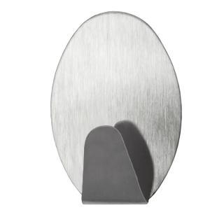 SEPIO Oválný háček 3 ks kovový 4x3,5x2 cm