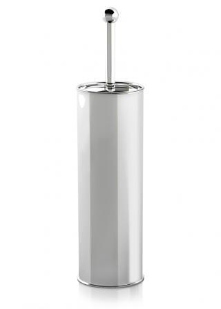 SEPIO WC štětka BRUSH bílá 10 x 38,5 cm