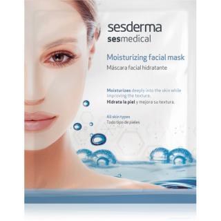 Sesderma Sesmedical Moisturizing Facial Mask hydratační pleťová maska pro všechny typy pleti 25 ml dámské 25 ml