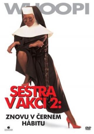 Sestra v akci 2. : Znovu v černém hábitu - DVD