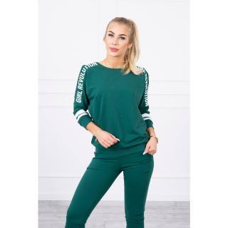 Set Girl Revolution green dámské Neurčeno One size