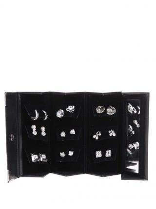 Set náušnic stříbrné barvy Pierre Cardin dámské stříbrná