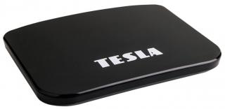 Set-top box tesla teh-500 plus, hydridní dvb-t2 mediabox android kodi