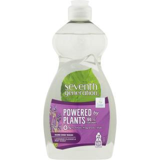 Seventh Generation Powered by Plants Lavender Flower & Mint prostředek na mytí nádobí ECO 500 ml 500 ml