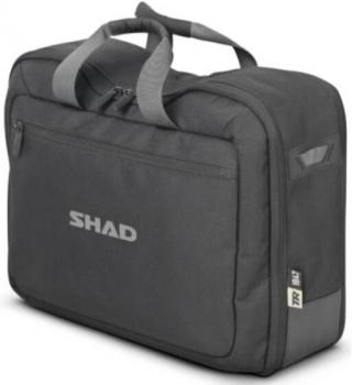 Shad Terra Top Case & Pannier Expandable Inner Bag Black