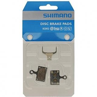 Shimano brzdové destičky SH K04S BR805/505 kov.bez chlad.