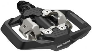 Shimano PD-ME700 SPD Trail Pedal   SM-SH51 Black