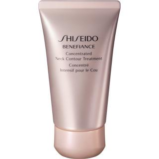 Shiseido Benefiance Concentrated Neck Contour Treatment protivráskový a regenerační krém na krk a dekolt 50 ml dámské 50 ml