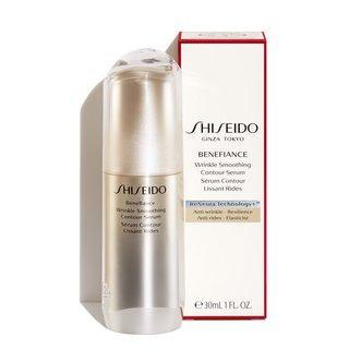 Shiseido Benefiance Wrinkle Smoothing Contour Serum liftingové pleťové sérum pro vyplnění hlubokých vrásek 30 ml