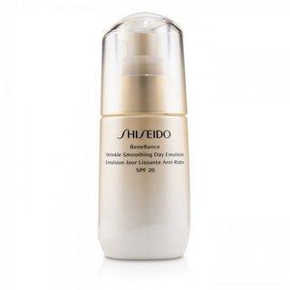 Shiseido Benefiance Wrinkle Smoothing Day Emulsion hydratační emulze proti stárnutí pleti 75 ml