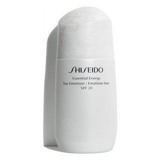 Shiseido Essential Energy Day Emulsion hydratační emulze pro sjednocenou a rozjasněnou pleť 75 ml