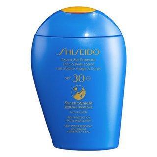 Shiseido Expert Sun Protector Face & Body Lotion SPF30  krém na opalování 150 ml