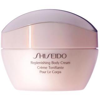 Shiseido Global Body Care Replenishing Body Cream zpevňující tělový krém 200 ml dámské 200 ml