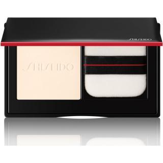 Shiseido Synchro Skin Invisible Silk Pressed Powder matující pudr odstín Translucent Matte/Naturel Mat 10 g dámské 10 g