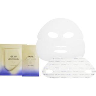 Shiseido Vital Perfection Liftdefine Radiance Face Mask luxusní zpevňující maska na obličej pro ženy 2 ks dámské 2 ks