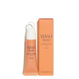 Shiseido Waso Eye Opening Essence osvěžující oční gel proti vráskám, otokům a tmavým kruhům 20 ml