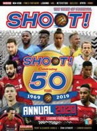Shoot Official Annual 2020 - Little Brother Books