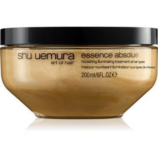 Shu Uemura Essence Absolue hloubkově vyživující maska pro všechny typy vlasů 200 ml dámské 200 ml
