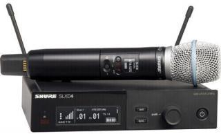 Shure SLXD24E/Beta87A S50 Black