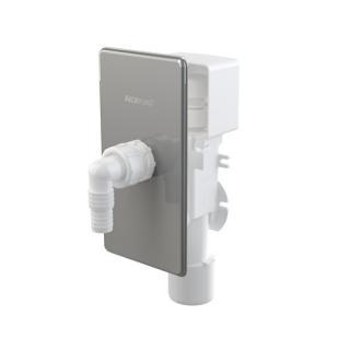 Sifon pračkový podomítkový s přivzdušněním, nerez DN40 a DN50 APS3P