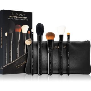 Sigma Beauty Multitask Brush Set sada štětců s taštičkou III. dámské