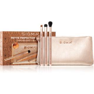 Sigma Beauty Rendezvous Petite Perfection Brush Set sada štětců s taštičkou dámské