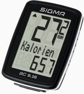 Sigma Bike computer BC 9.16