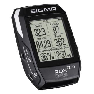 Sigma computer T.Line ROX 11 GPS černá set